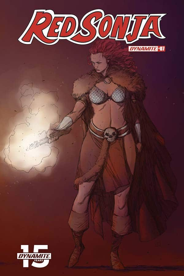 Red Sonja (Vol. 5) #7 - Cover C