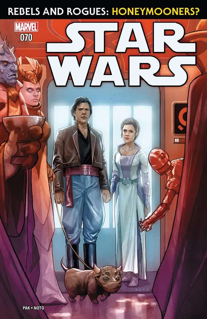 Star Wars #70 - Cover A