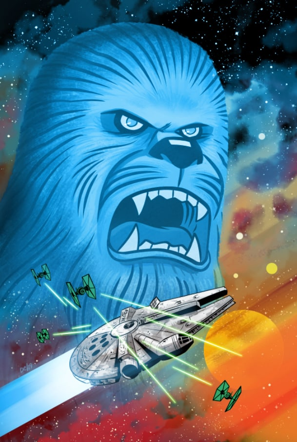 Star Wars Adventures #27 - Cover A