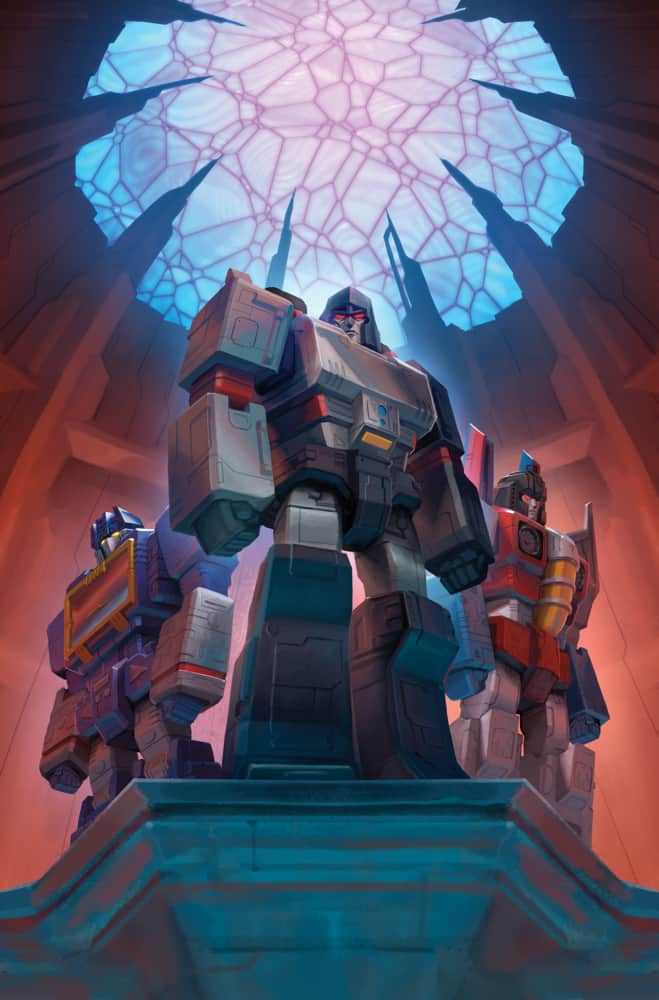 Transformers #14 - Cover A