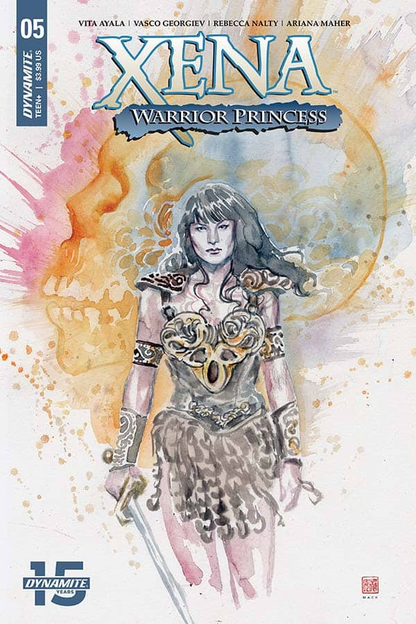 Xena: Warrior Princess #5 - Cover A