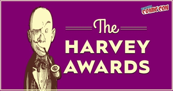 2019 Harvey Awards announcement feature