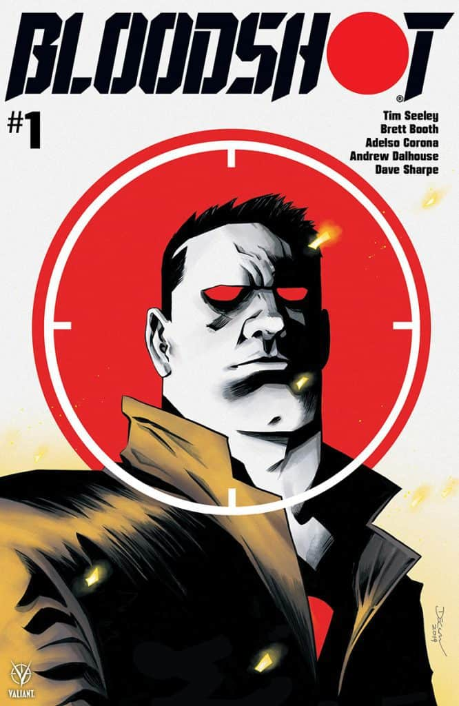 BLOODSHOT (2019) #1 - Cover A