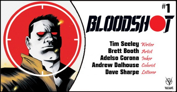 Bloodshot #1 preview feature