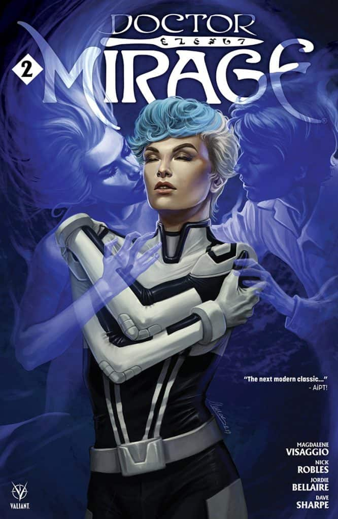 DOCTOR MIRAGE #2 - Cover C