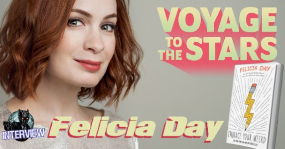 Felicia Day Interview feature