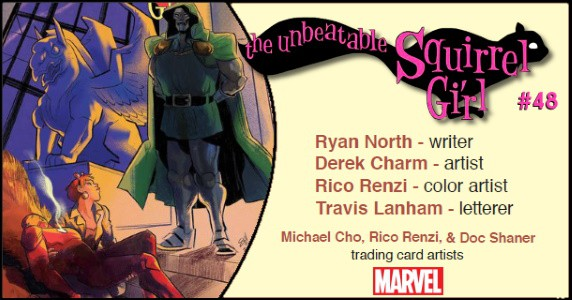 Unbeatable Squirrel Girl #48 preview feature