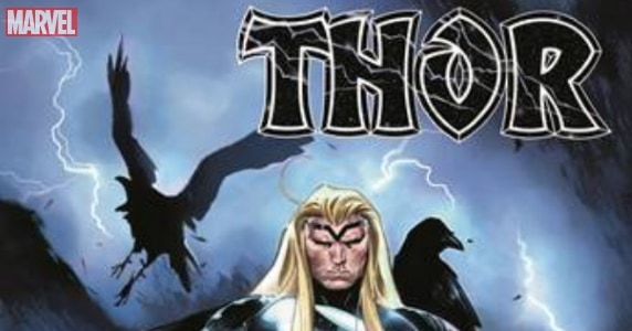 Thor #1 announcement feature