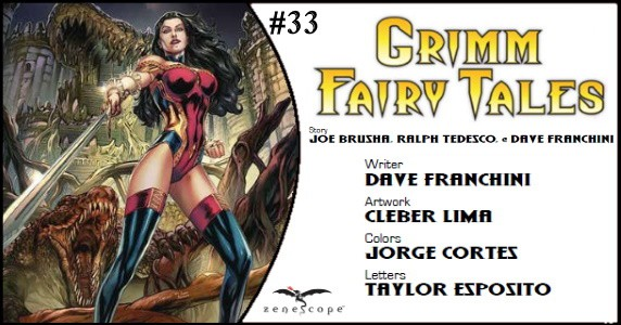 Grimm Fairy Tales #33 preview feature