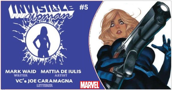 INVISIBLE WOMAN #5 preview feature