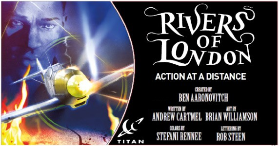Rivers Of London – Action At A Distance preview feature