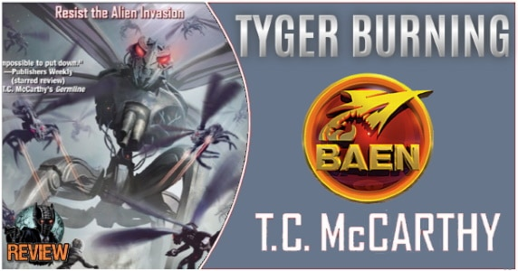 Tyger Burning review feature