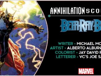 ANNIHILATION SCOURGE Beta Ray Bill #1 preview