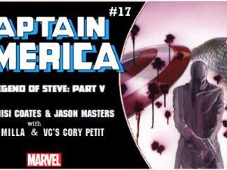 Captain America #17 preview feature