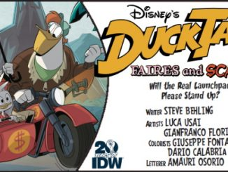 DuckTales Faires & Scares #1