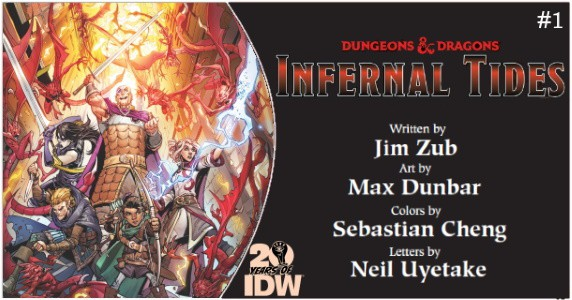 Dungeons & Dragons Infernal Tides