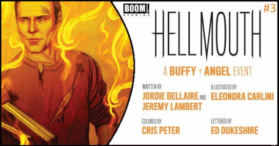 Hellmouth #3 preview feature