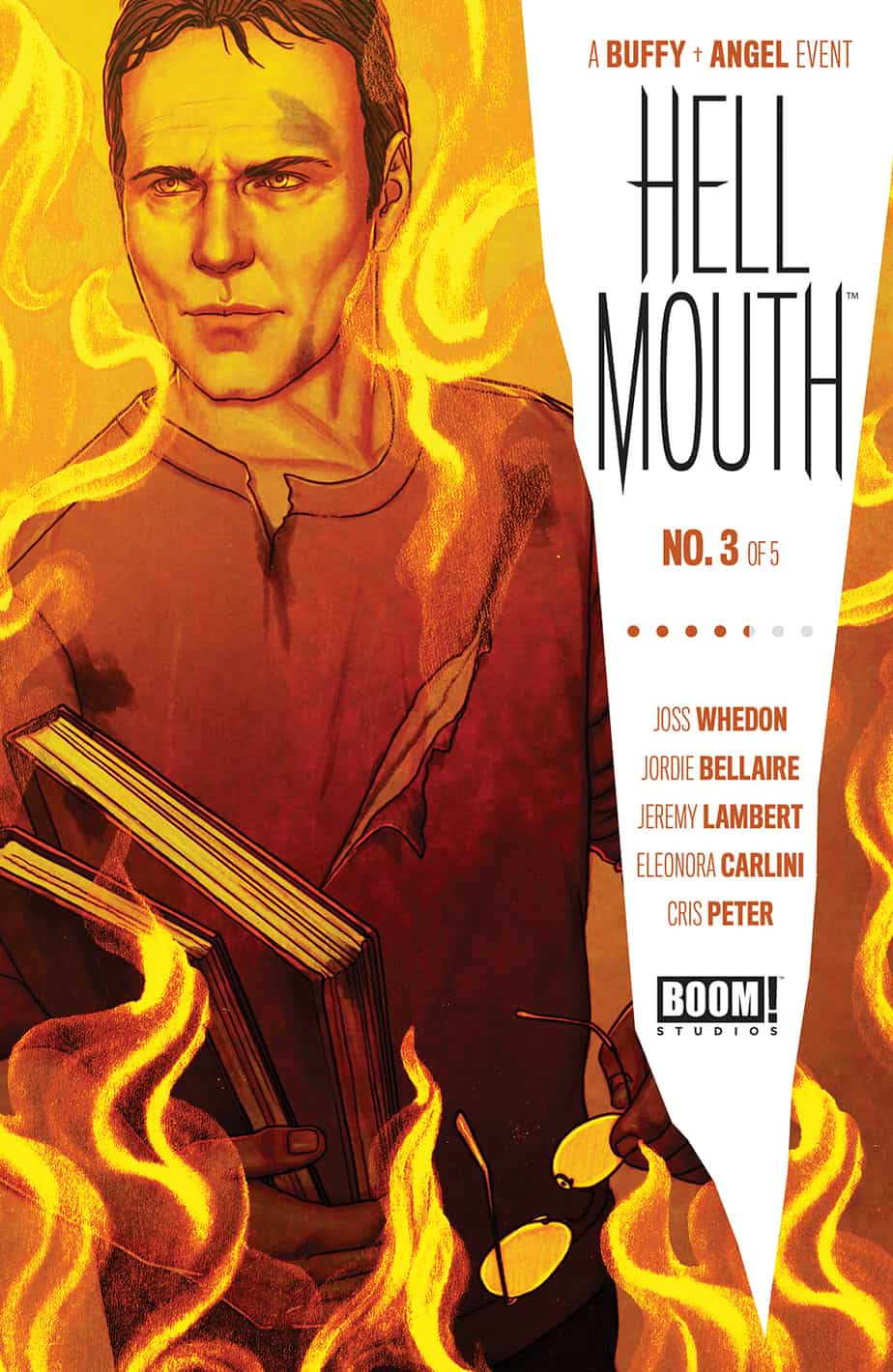 Hellmouth #3 preview