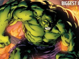 MARVEL VAULT OF HEROES HULK Biggest & Best