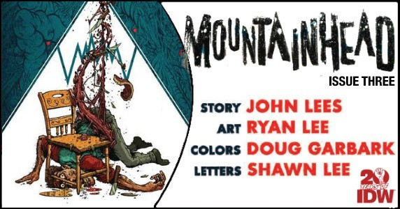Mountainhead #3 preview feature