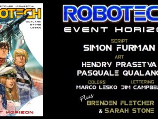 Robotech Vol.6 Event Horizon