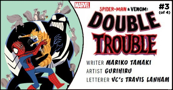 Spider-Man and Venom Double Trouble #3