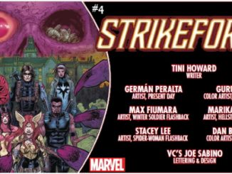 Strikeforce #4 preview