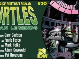 TMNT Urban Legends #20