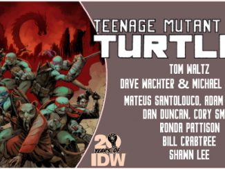 Teenage Mutant Ninja Turtles #100