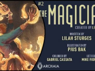 The Magicians #2