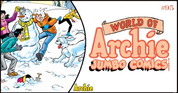 World of Archie Jumbo Comics Digest #45