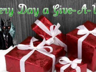 every day a giveaway