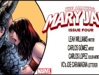 Amazing Mary Jane #4