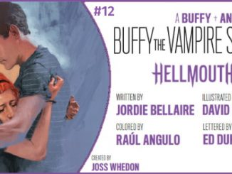 Buffy the Vampire Slayer #12