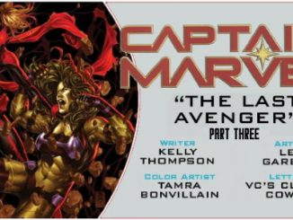 Captain Marvel #14