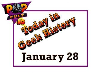 Today in Geek History - January 28