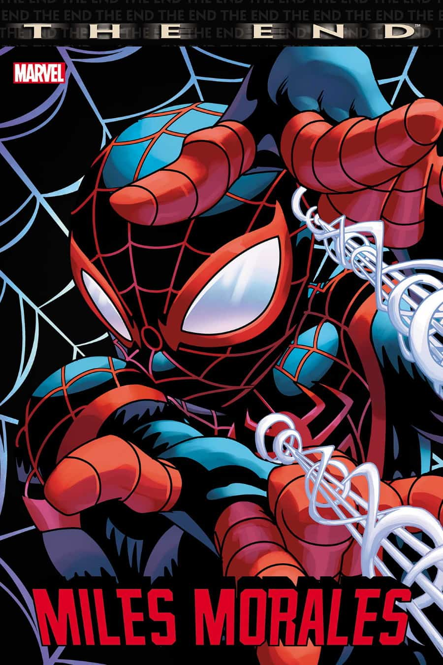 MILES MORALES: THE END #1