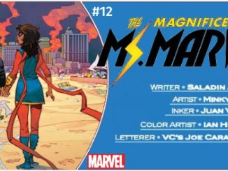 Magnificent Ms. Marvel #12