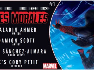 Miles Morales #1 preview