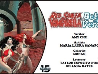 Red Sonja & Vampirella Meets Betty & Veronica #8
