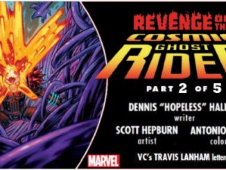 Revenge of the Cosmic Ghost Rider #2