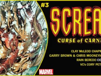 SCREAM CURSE OF CARNAGE #3