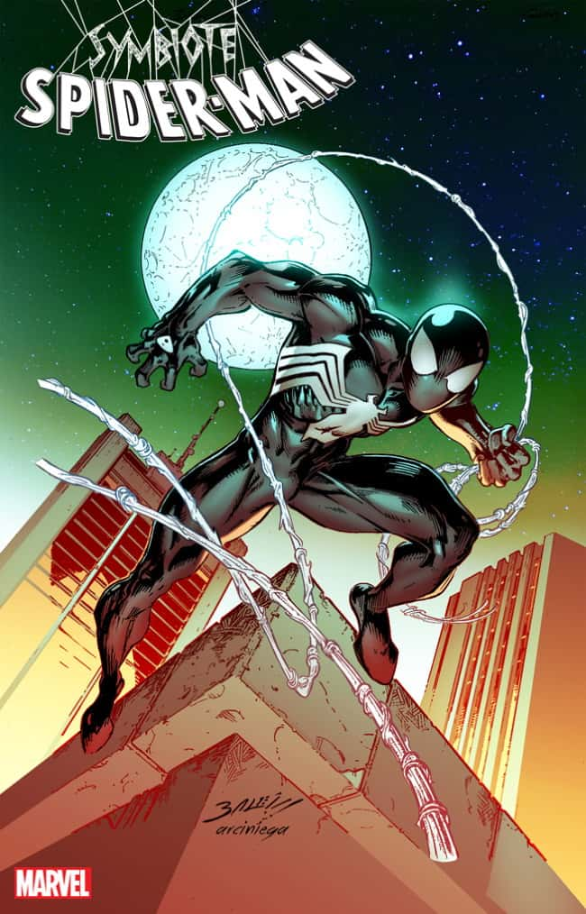 SYMBIOTE SPIDER-MAN: ALIEN REALITY #2 – Cover D