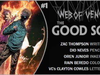 WEB OF VENOM The Good Son #1