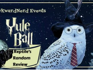 Awkward Events Yule Ball 2020 by Reptile