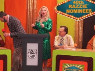 40th Razzies announcement feature