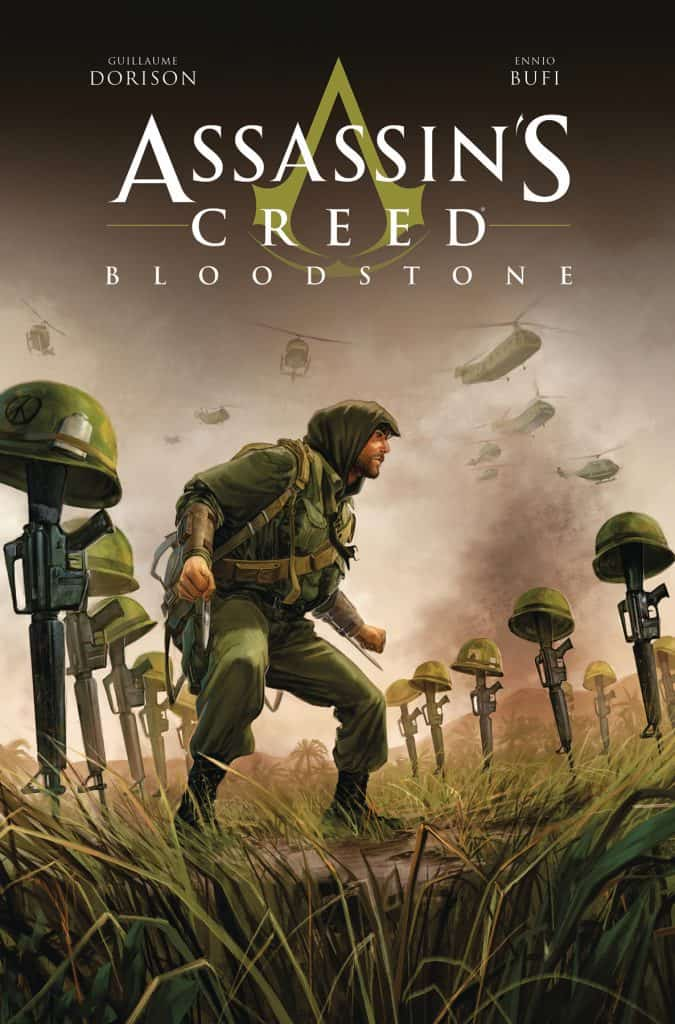 Assassin's Creed: Bloodstone Vol. 1 HC cover