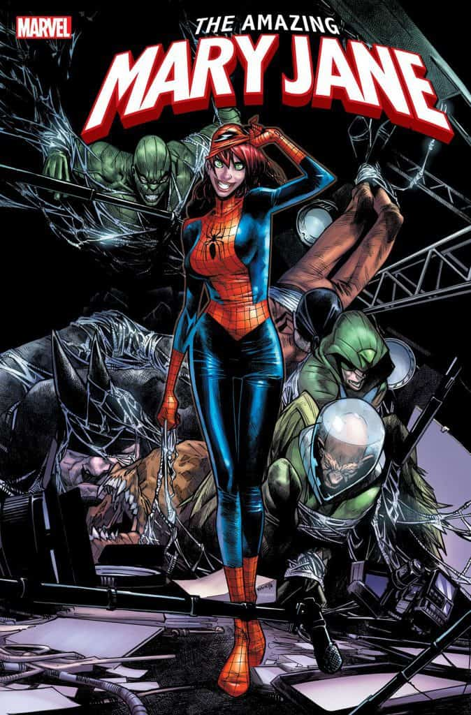 AMAZING MARY JANE #5 - Cover A
