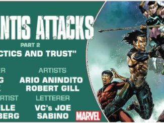 ATLANTIS ATTACKS #2