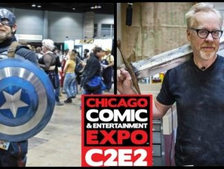Adam Savage at C2E2